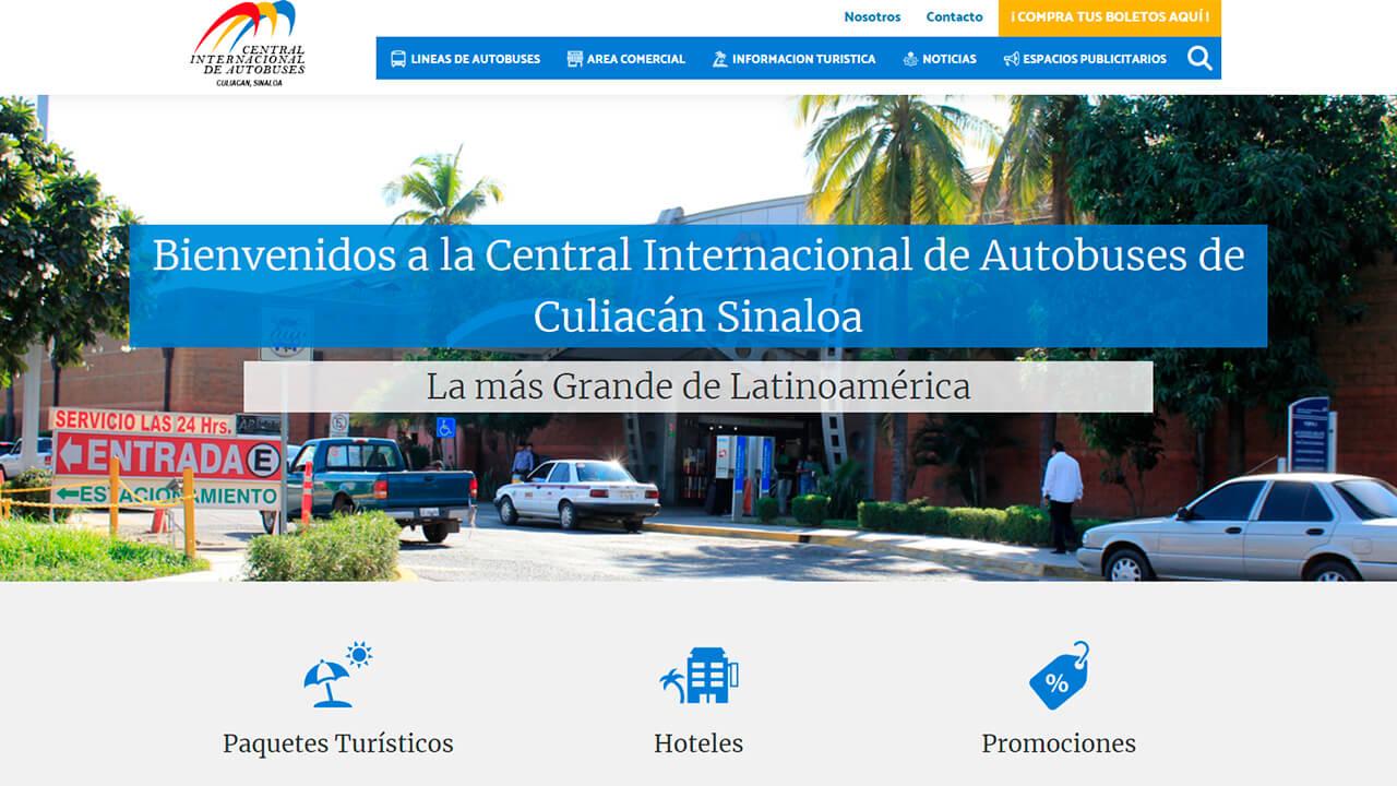 Central de autobuses de culiacán